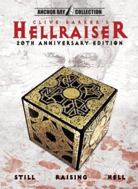 Hellraiser 20th Anniversary DVD(click for larger image)