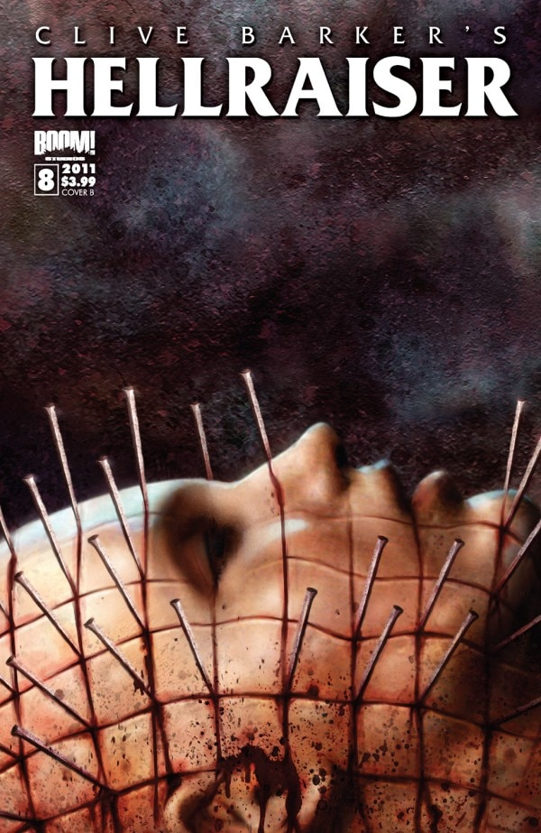 Hellraiser Comic Cover Reveals a New Look for Kirsty Cotton