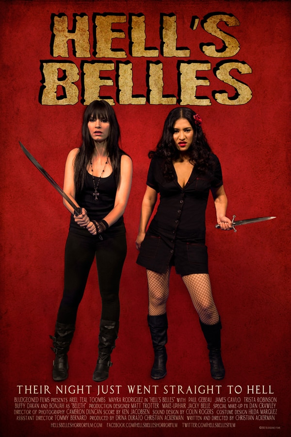 Hell's Belles Slashing its Way Through the Festival Circuit
