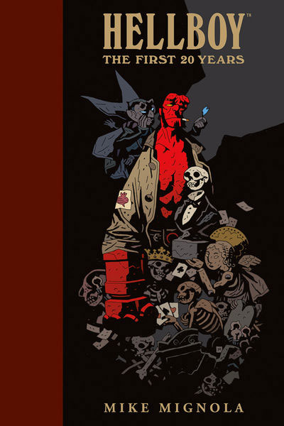Hellboy: The First 20 Years Hardcover Art Book