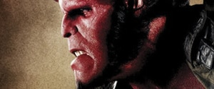 Hellboy II: The Golden Army on DVD!