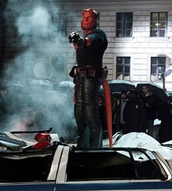 Hellboy II Wins