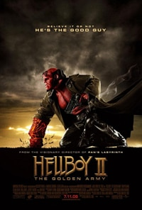 Hellboy II: The Golden Army review!