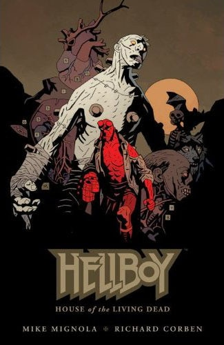 Hellboy: House of the Living Dead Graphic Novel Coming This November