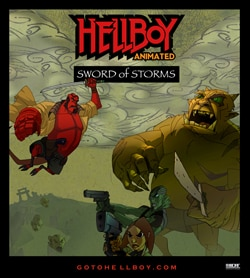 Hellboy: Sword of Storms (click to see it bigger)
