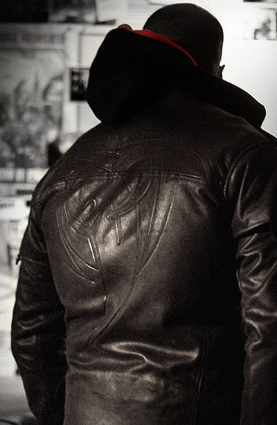 Win Heller's Leather Jacket from Prototype 2