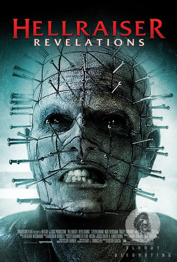 Hellraiser: Revelattions Trailer Debut Rattles Chains; Theatrical Dates and One-Sheet