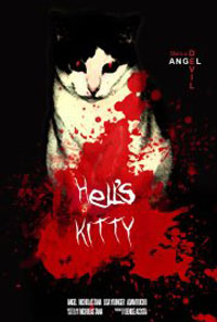 Hell's Kitty Creator Nicholas Tana Chats About a Possessed Pussy