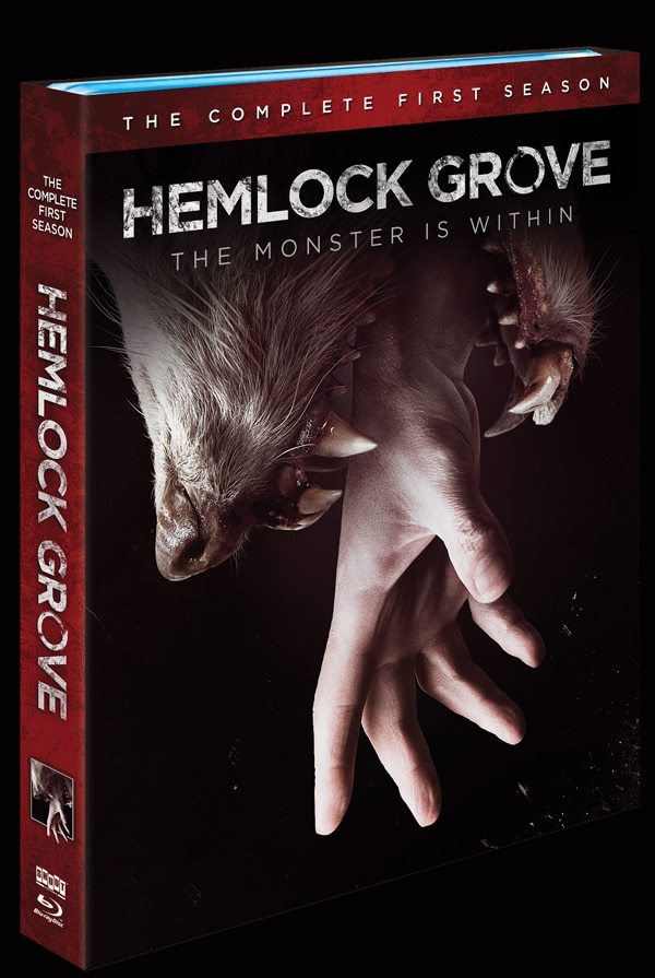 hemlock grove blu ray - Scream Factory Finds Home Video Release in Hemlock Grove