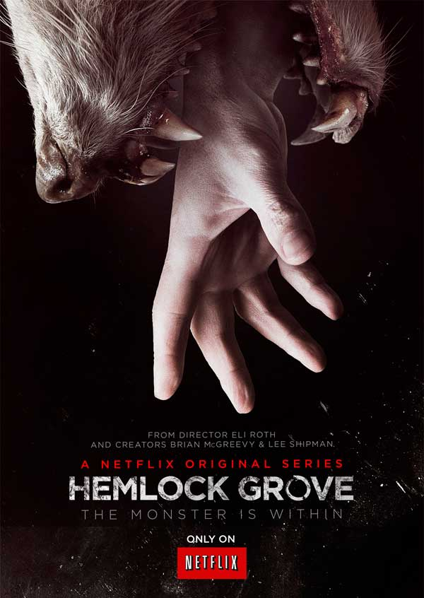 Official Artwork and Various Episode Titles for Hemlock Grove