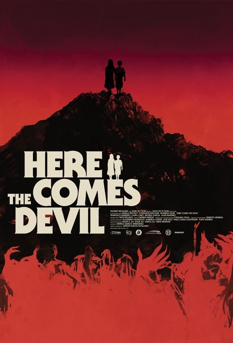 Here Comes the Official One-Sheet for Here Comes the Devil