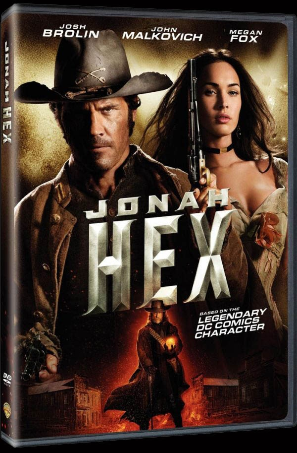 Jonah Hex Rides To DVD and Blu-ray