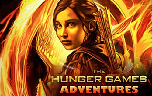 Get Your Game on with New Hunger Games Game
