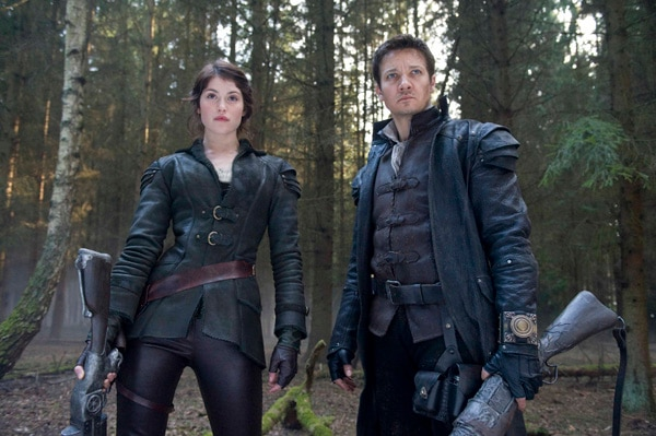 The Dark Forest Leads to First Hansel and Gretel: Witch Hunters Trailer
