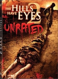 The Hills Have Eyes 2: Unrated DVD (click for larger image)