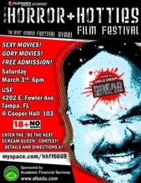 Horror and Hotties Film Festival (click for larger image)