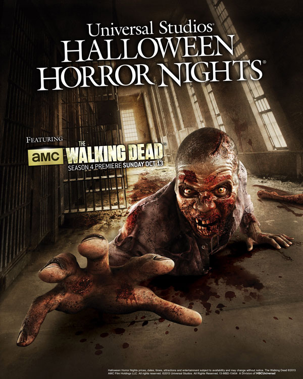The Walking Dead at Halloween Horror Nights