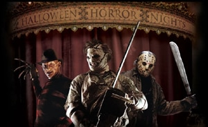Halloween Horror Nights at Universal Hollywood!