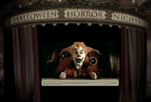 Universal Hollywood's Halloween Horror Nights!