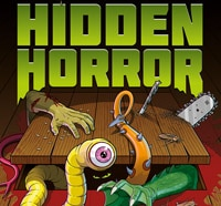Uncover Hidden Horror in New Must-Own Book