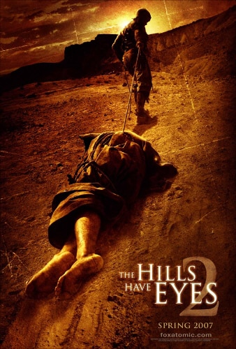 Hills Have Eyes 2 poster (again!)