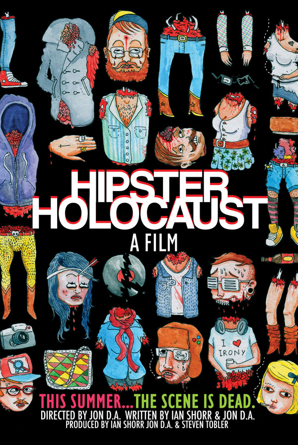 Do Hipsters Annoy You? Watch Them Die in Hipster Holocaust!