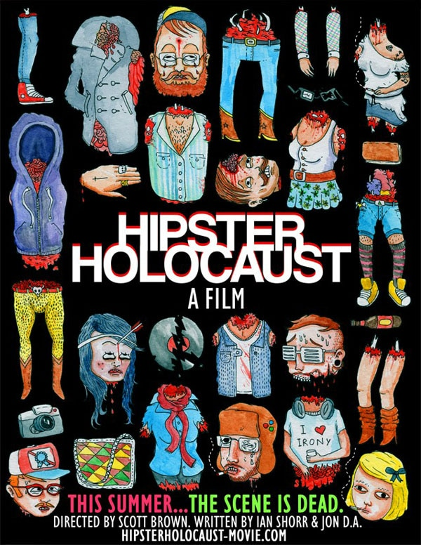 Makers of Hipster Holocaust Give You the Chance to Be an Executive Producer