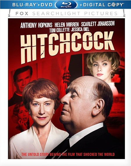 hitch - Hitchcock Gets a One-Sheet!
