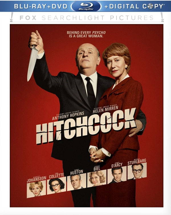 Go Inside the Hitchcock Blu-ray