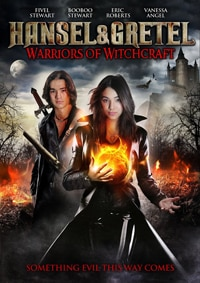 Hansel & Gretel: Warriors of Witchcraft (DVD) (click for larger image)