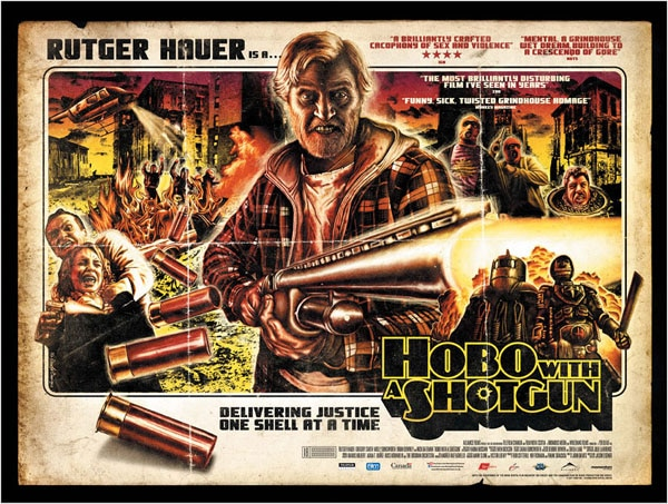 The Hobo Speaks Again! Check Out a Couple of New Interviews with Rutger Hauer