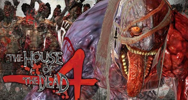 House of the Dead 4 Invading PlayStation Network Tomorrow