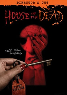House of the Dead: The Director's Cut - The Funny Version (click for larger image)