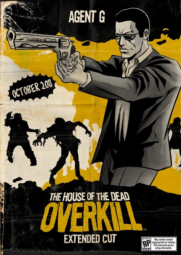 hok1 - House of the Dead: Overkill Extended Cut Unleashes The Naked Terror
