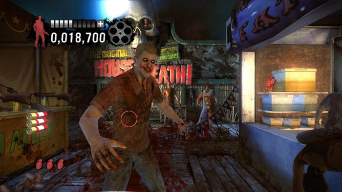 hok5 - House of the Dead: Overkill Extended Cut Unleashes The Naked Terror