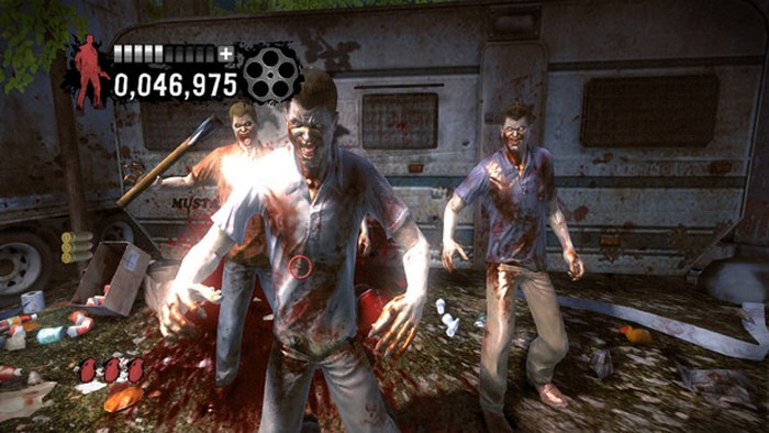 hok6 - House of the Dead: Overkill Extended Cut Unleashes The Naked Terror
