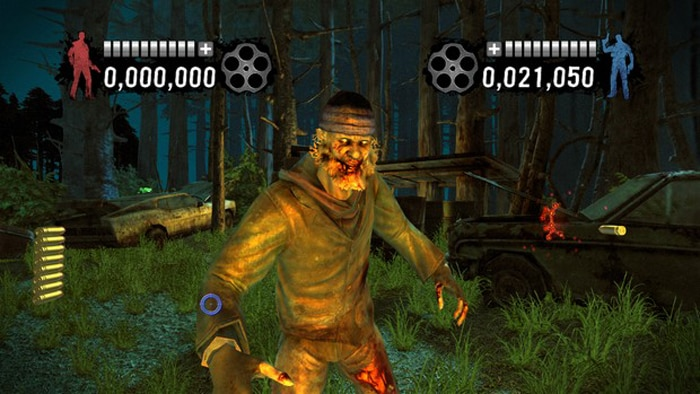 hok8 - House of the Dead: Overkill Extended Cut Unleashes The Naked Terror