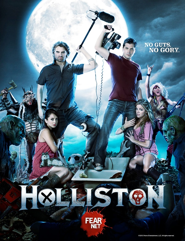 holliston season 2 - Holliston Cast Thrills Another Convention with Live Reading in Preparation for Season 2 Premiering on June 4