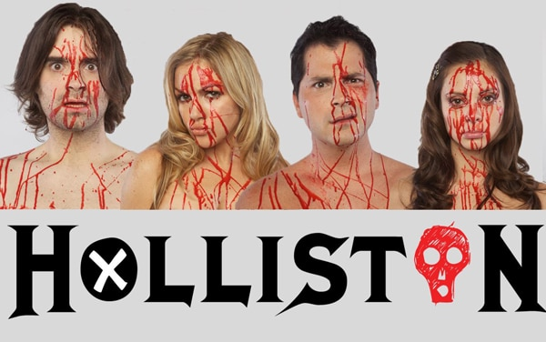 Chat with the Cast of Holliston TONIGHT!