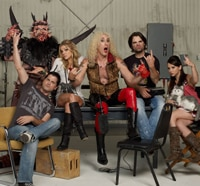Holliston Cast Thrills Another Convention with Live Reading in Preparation for Season 2 Premiering on June 4