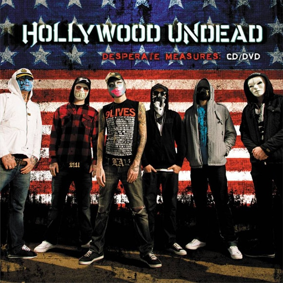 Win a Hollywood Undead Prize Pack