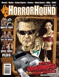 HorrorHound #6 review!