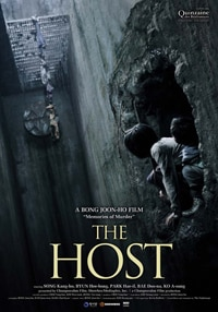 The Host poster (click for a better look)