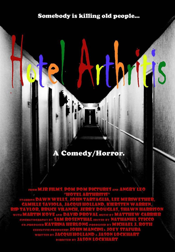 Horror Meets A Retirement Home in Hotel Arthritis