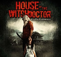 Enter the House of the Witch Doctor in September