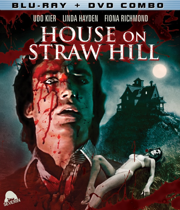 House on Straw Hill Blu-ray