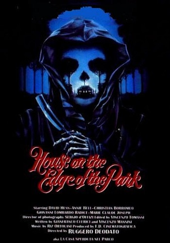 Ruggero Deodato's House on the Edge of the Park Part II Now in Development in the UK