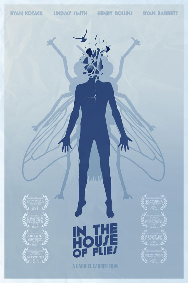 In the House of Flies Gets a Retro-Fitted Poster and Some Film Fest News