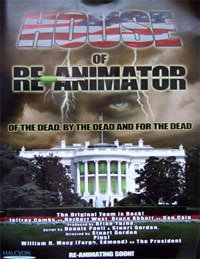 House of Re-Animator poster