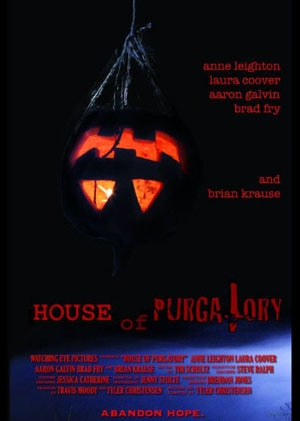 Brian Krause Haunts the House of Purgatory